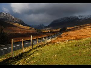 Ogwen Valley...