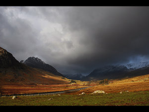 Ogwen Valley ...