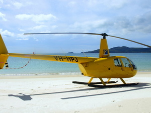 Jedna z Wysp Whitsundays