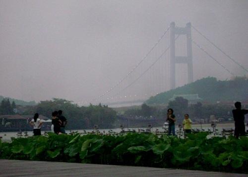 Huang Shan Lake Park 01