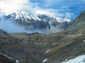 Mountains - view from Sarchu