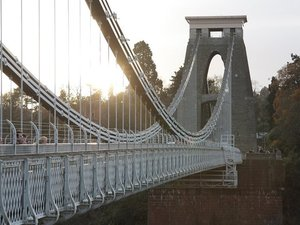 Suspension Bridge, Bristol