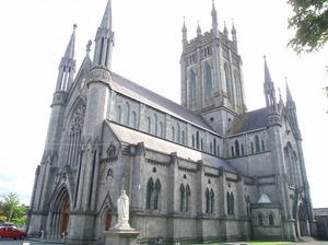 Cathedral of Saint Mary w Kilkenny
