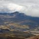 Widoki z podejścia na Cotopaxi