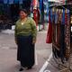 Na targu w Otavalo