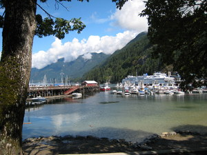 Horseshoe bay