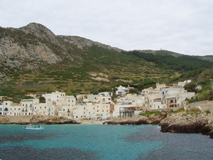 a to Levanzo