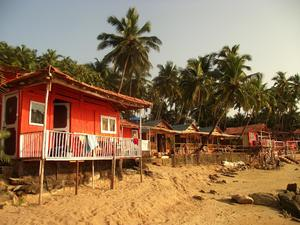 Neptune Point, Palolem, Goa