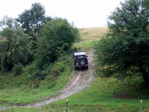 Beskid Niski - off road
