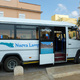 Wsiadamy w autobus do Cala Creta
