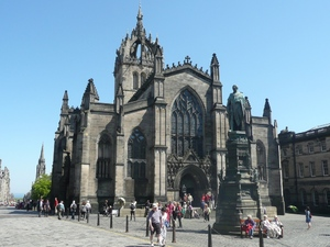 St.Giles Cathedral na High Street