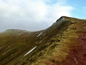 Corn Du i Pen y Fan