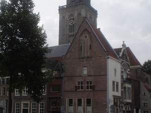 Lebuïnuskerk w Deventer .