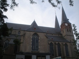 Bergkerk Deventer.