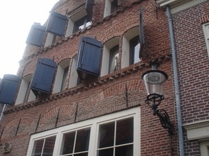 Walstraat  Deventer.