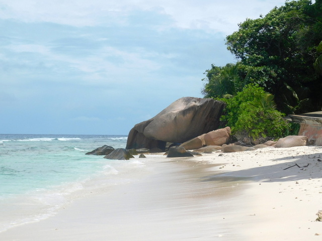 Seszele, La Digue
